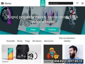 Zrzut strony LogoManiac / Odzież / Wartościowa Grafika