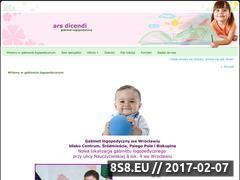 Miniaturka domeny logopedawroc.pl
