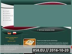 Miniaturka domeny www.logos-kozlowski.pl
