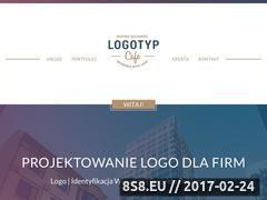 Miniaturka domeny www.logotypcafe.pl