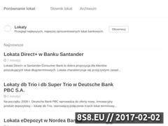 Miniaturka domeny www.lokata.info.pl