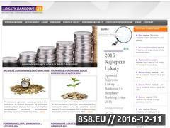 Miniaturka domeny lokaty.bankowe24.com
