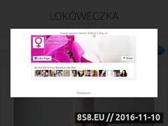 Miniaturka domeny lokoweczka.pl