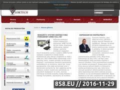 Miniaturka domeny loktech.com.pl