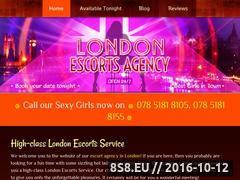 Miniaturka domeny www.londonescortsservice.co.uk