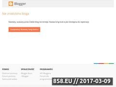 Thumbnail of Long Look E Website