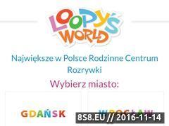 Miniaturka domeny loopysworld.pl