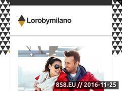Miniaturka domeny www.lorobymilano.pl