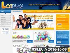 Miniaturka domeny lotplay.pl