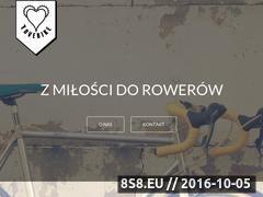 Miniaturka domeny www.lovebike.pl
