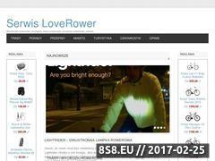 Miniaturka domeny loverower.pl