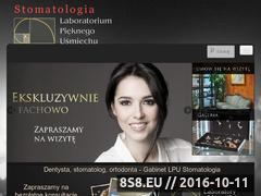 Miniaturka domeny lpustomatologia.pl