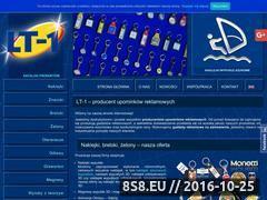 Miniaturka domeny lt1.com.pl