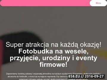 Zrzut strony Fotobudka Lublin