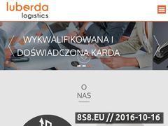 Miniaturka domeny www.luberda.pl
