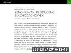Miniaturka domeny www.lubietopale.pl