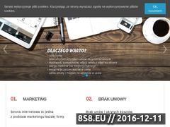 Miniaturka domeny www.lubin24.pl