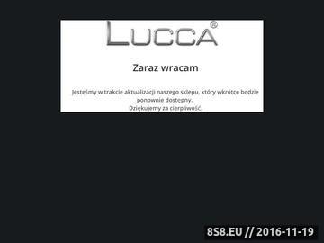 Zrzut strony Kryształy Swarovskiego - Lucca - sklep online