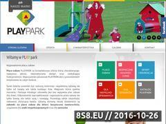 Miniaturka domeny www.ludoparc.com.pl