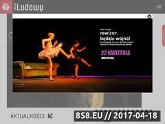 Miniaturka domeny www.ludowy.pl