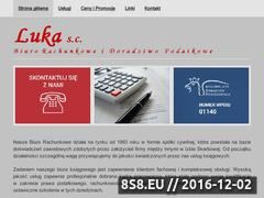 Miniaturka domeny luka-krakow.pl