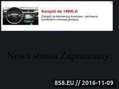 Miniaturka domeny lukas-bus.cba.pl
