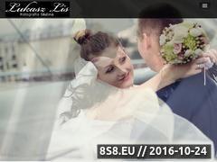 Miniaturka domeny www.lukaszlis-fotografiaslubna.pl