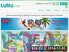 Miniaturka domeny luma-chem.pl