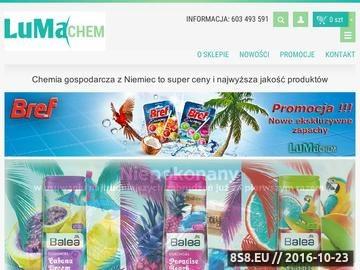 Zrzut strony Chemia gospodarcza z Niemiec, Anglii, Holandii i Belgii