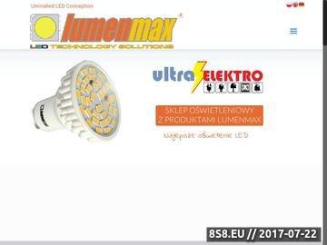 Zrzut strony Żarówki LED