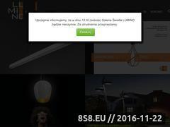Miniaturka domeny lumino.com.pl