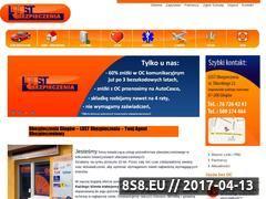 Miniaturka domeny www.lustubezpieczenia.pl