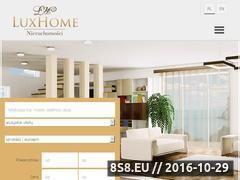 Miniaturka domeny www.lux-home.com.pl