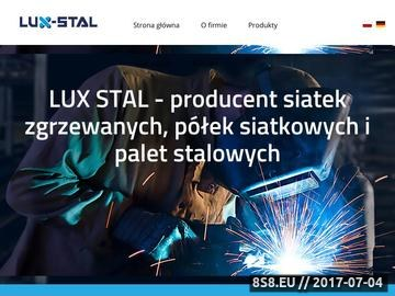 Zrzut strony Producent kontenerów siatkowych - Brodnica, Manieczki