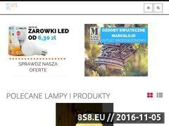 Miniaturka domeny luxar.com.pl