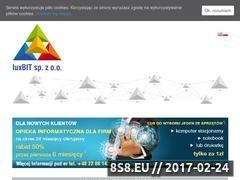 Miniaturka domeny www.luxbit.com.pl