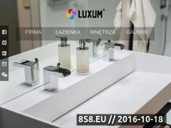 Miniaturka domeny luxum.pl