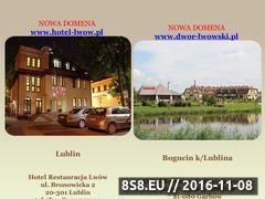 Miniaturka domeny www.lwow.lublin.pl