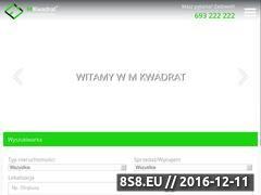 Miniaturka domeny www.m2.com.pl