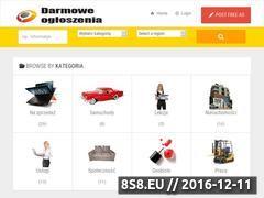 Miniaturka domeny www.maciejszediw.pl