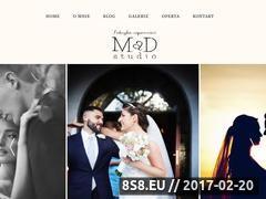 Miniaturka domeny www.mad-studio.pl