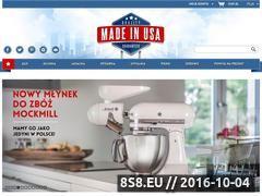 Miniaturka domeny madeinusa.com.pl