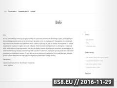 Miniaturka domeny www.mado-tarnow.pl