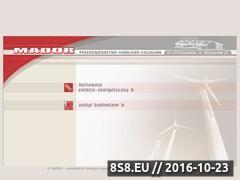 Miniaturka domeny www.mador.sosnowiec.pl