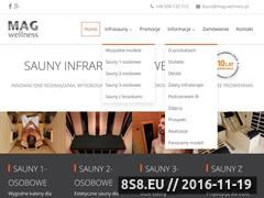 Miniaturka domeny mag-wellness.pl