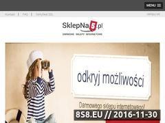 Miniaturka domeny www.magdalia.sklepna5.pl