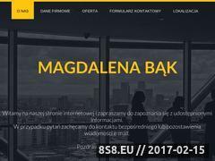 Miniaturka domeny www.magdar.pl