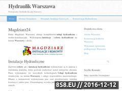 Miniaturka domeny www.magdziarz24.com.pl