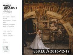 Miniaturka domeny www.magiafotografii.pl