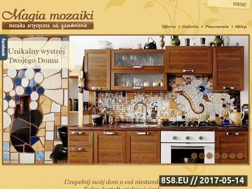 Zrzut strony Mozaika na zamówienie